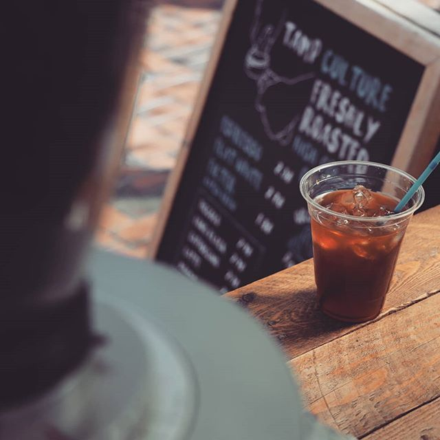 COLD BREW! Brewed fresh daily for 12-18hours to bring you coffee refreshing like no other! #coldbrew #icedcoffee #tampculture