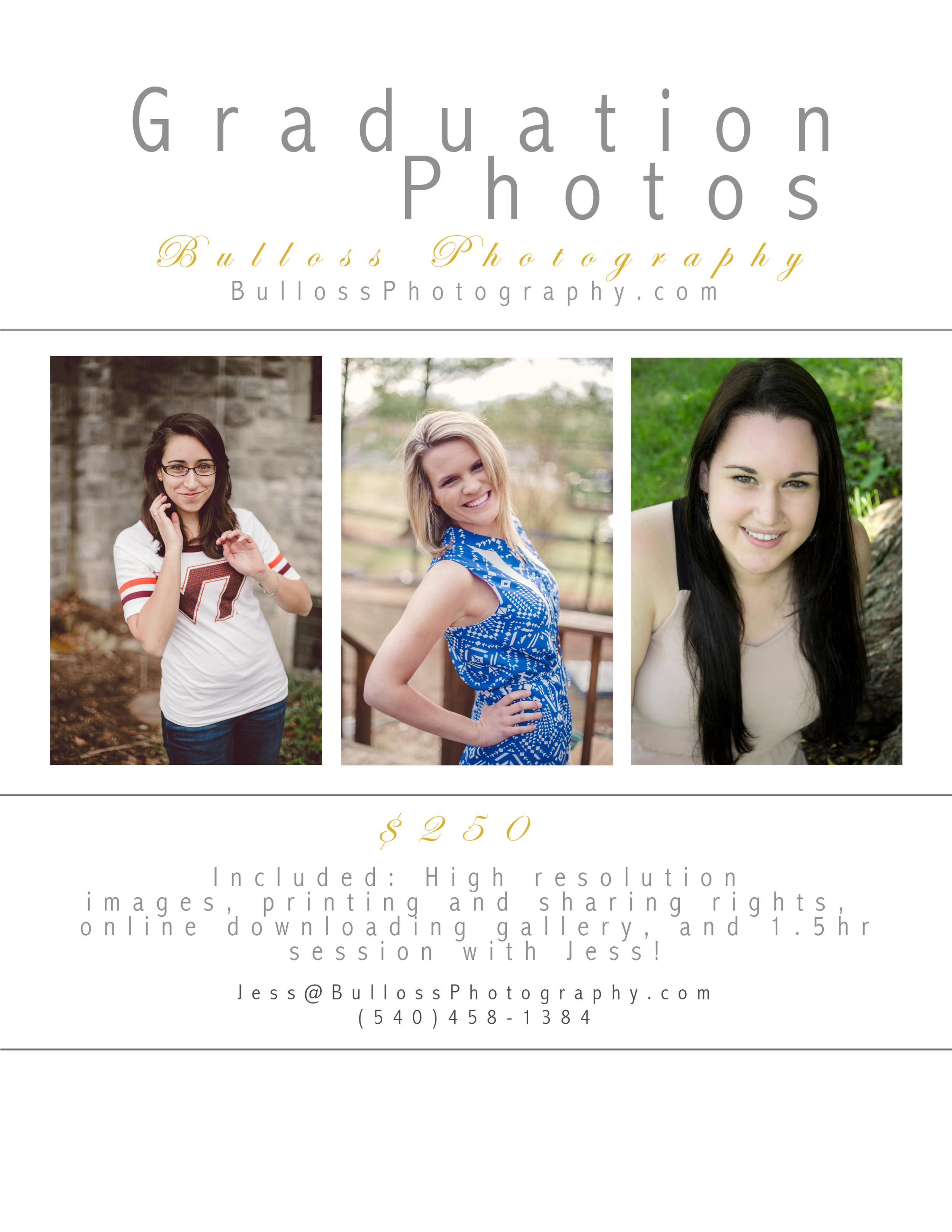 Grad Photos Poster 2