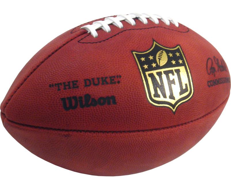 Wilson Official Nfl Game Duke Football Bruce Park Sports