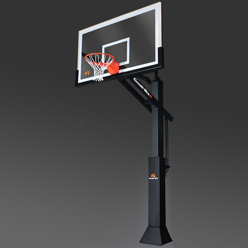 Goalrilla Cv72 Basketball System Bruce Park Sports