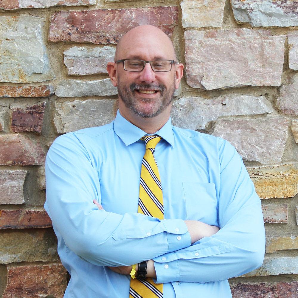 Pastor Eric Trickey