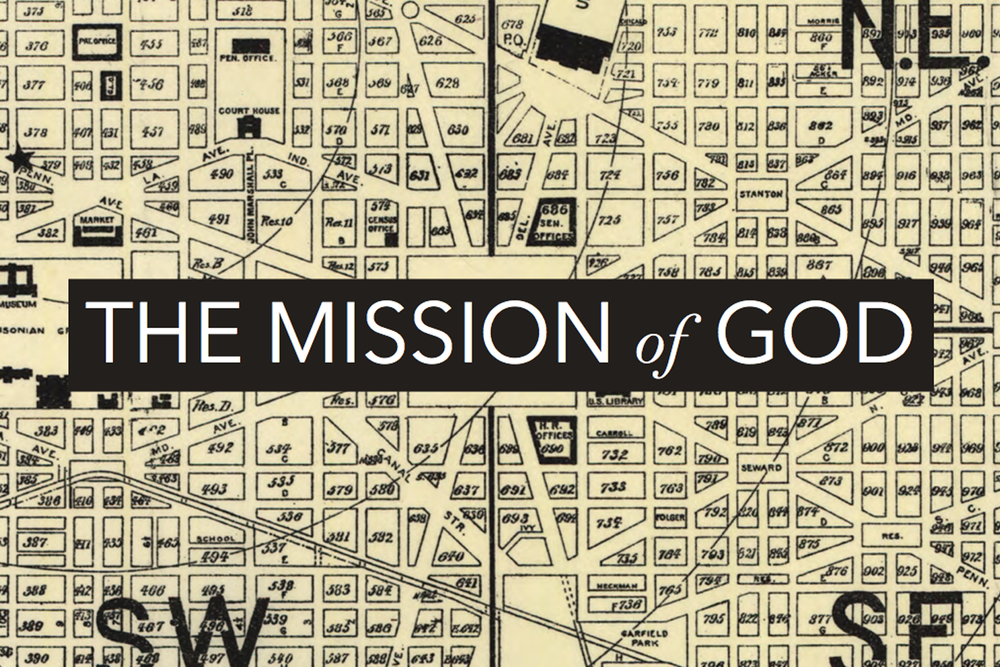 Living on Mission -