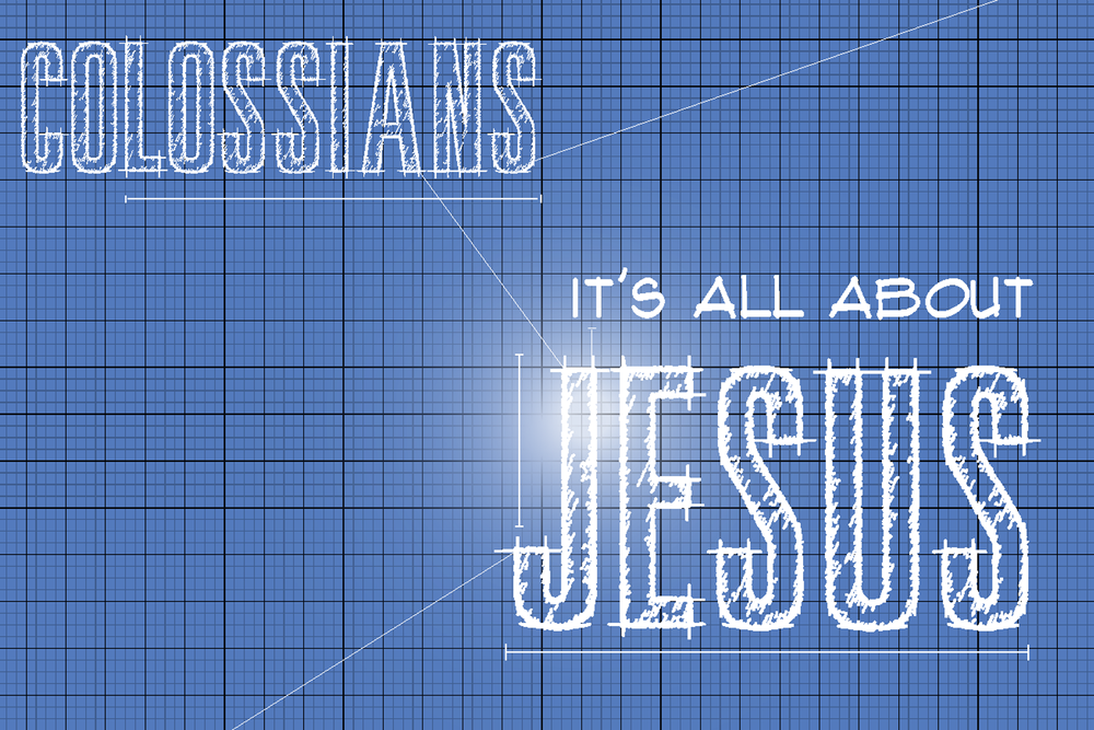 It's All About Jesus - 1:15–1:23 -