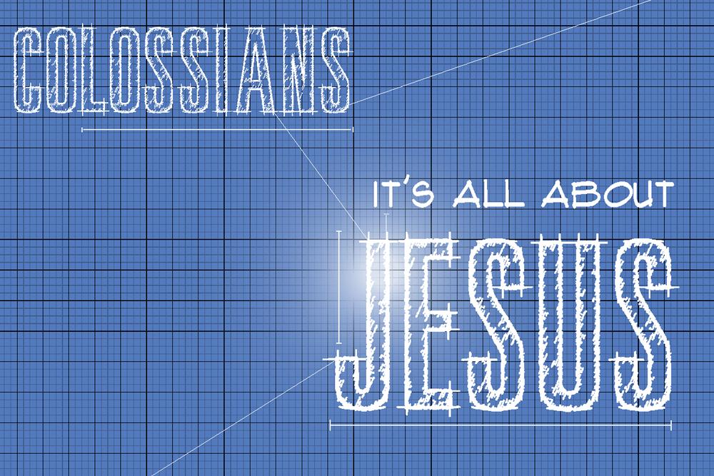 Raised with Jesus - 2:6–2:15 -