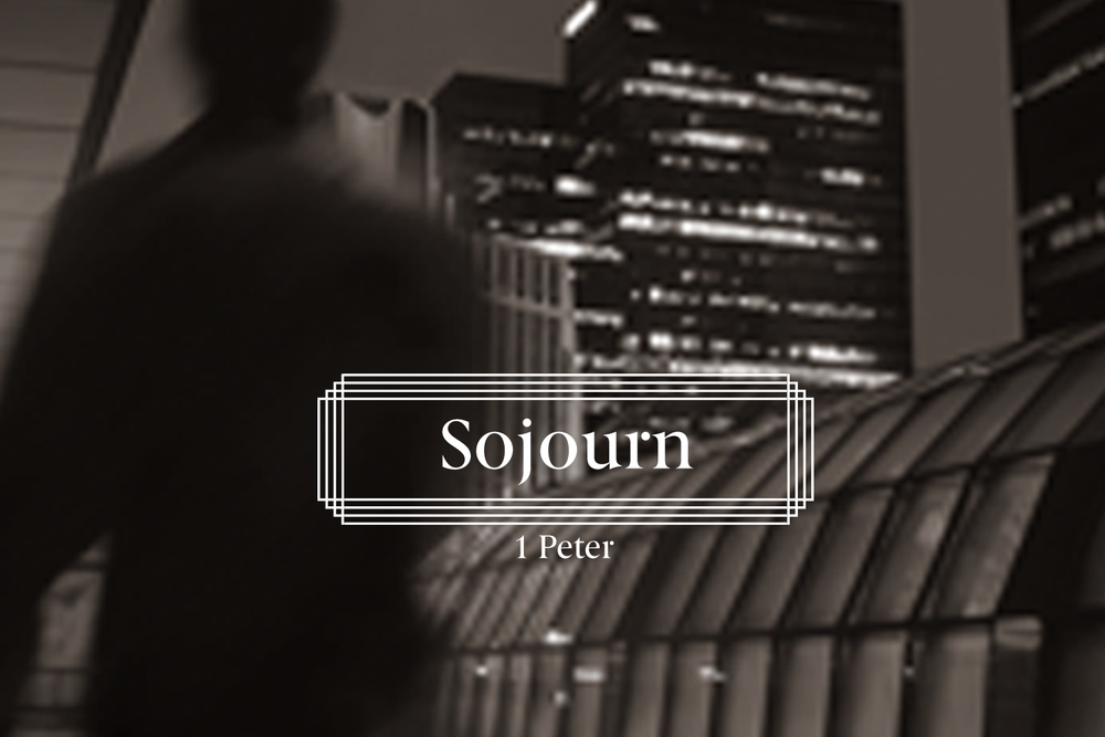To the Elect Sojourners – 1:1-1:2 -