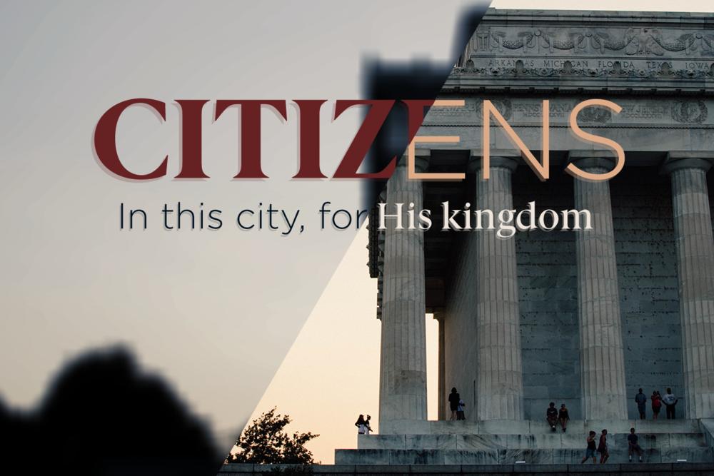 One New Society – 2:1-22 -