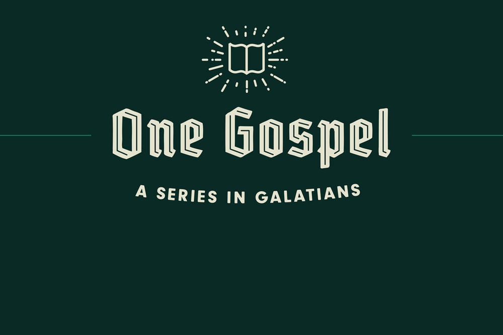 No Other Gospel – 1:1-9 -