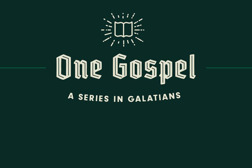 No Other Gospel – 1:1-9