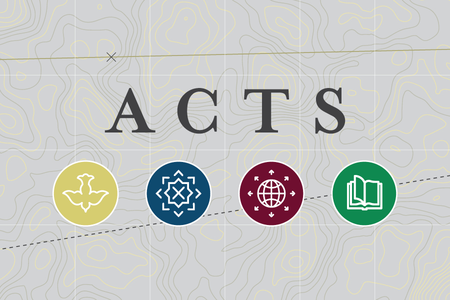Gospel-Shaped Community – 2:42-47