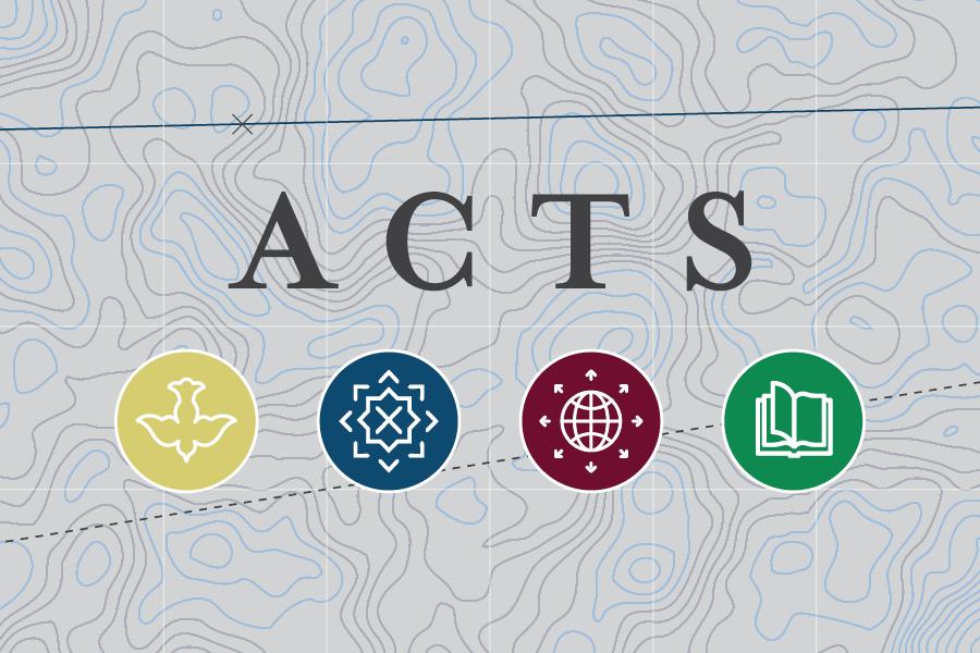 Christians in Antioch – 11:19-30 -