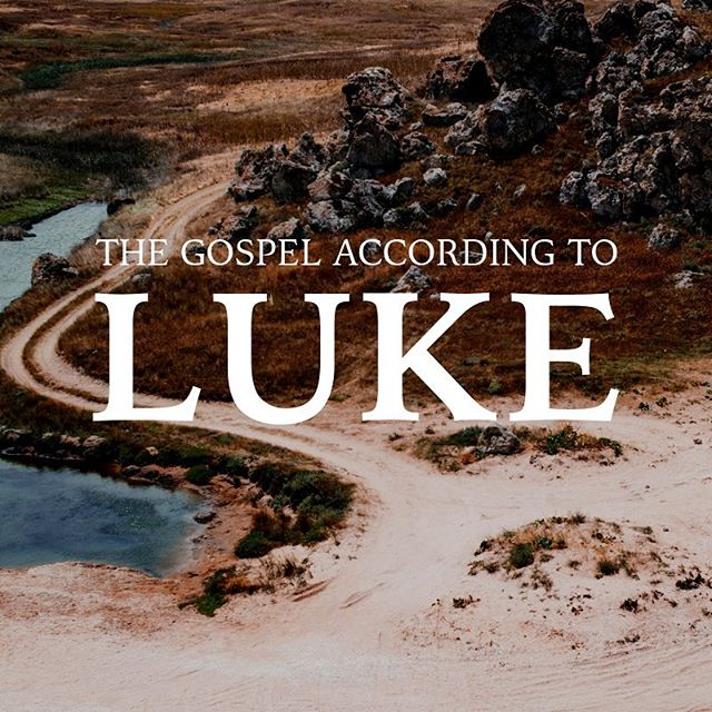 This Sunday we continue or Sermon Series through the Gospel according to Luke. Join us at 2009 W Gray at 10am!