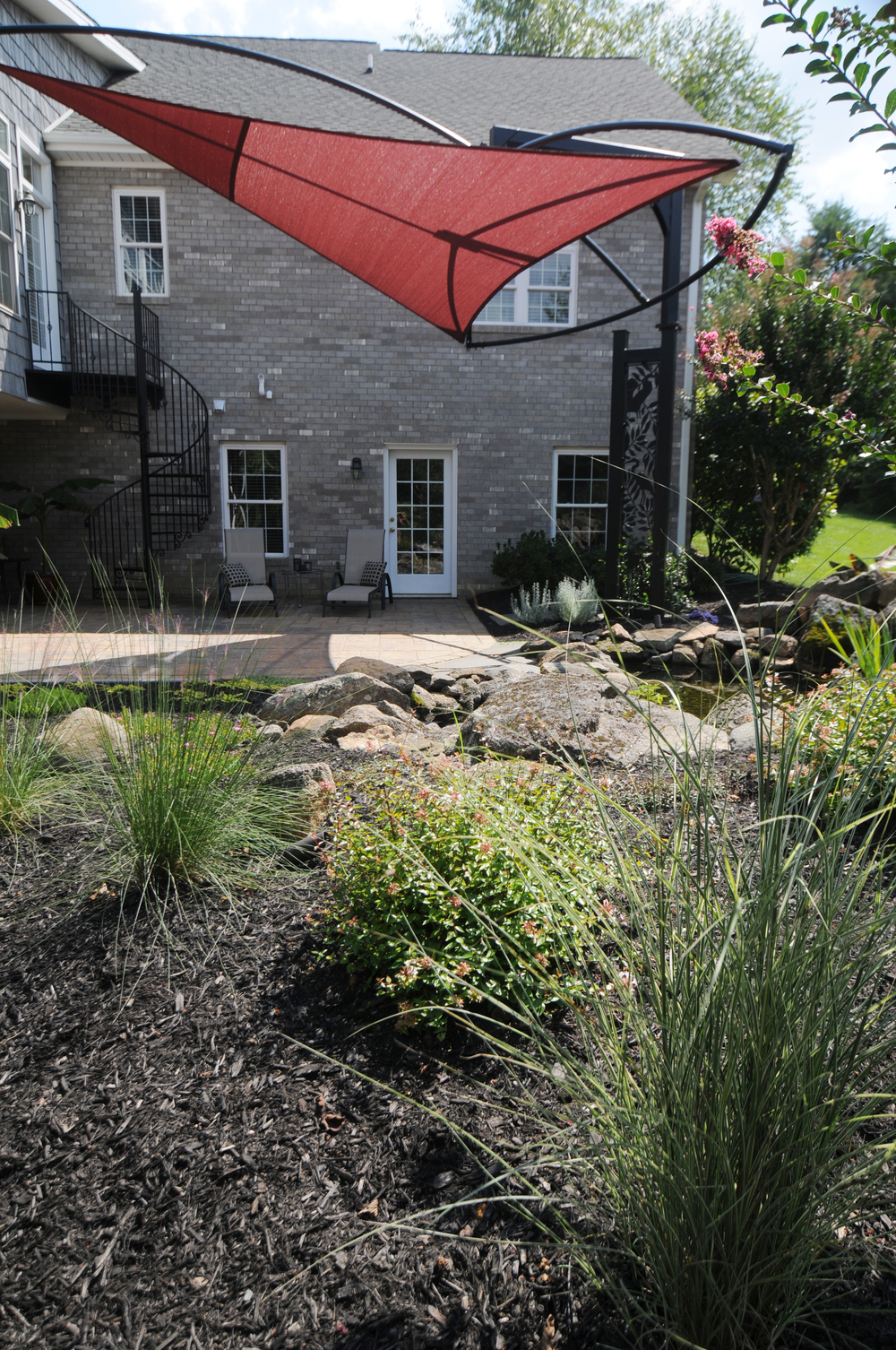004 Water Garden Designs by Tharpe Landscaping - Outdoor Living.JPG