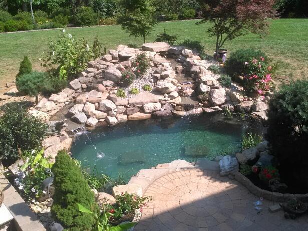 FEATURED Water Garden Designs by Tharpe