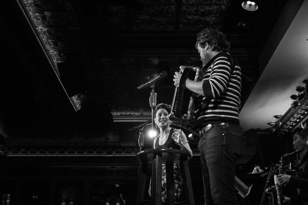 Celia Mei Rubin & Scott Stangland #34AndSingle 09/2017