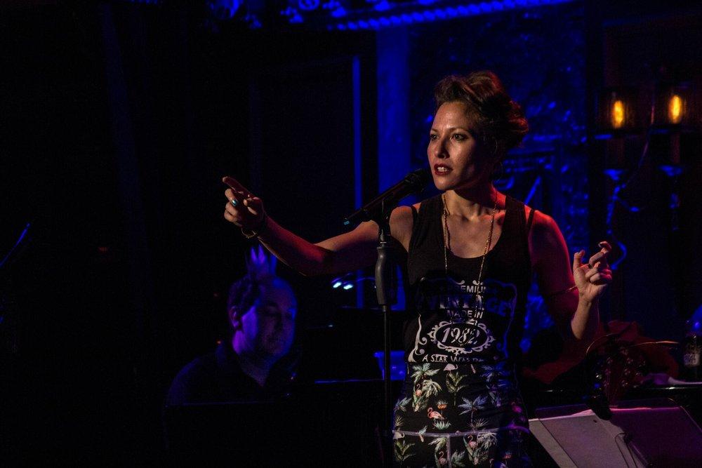 Celia Mei Rubin ((Stephanie Marie Oberle)