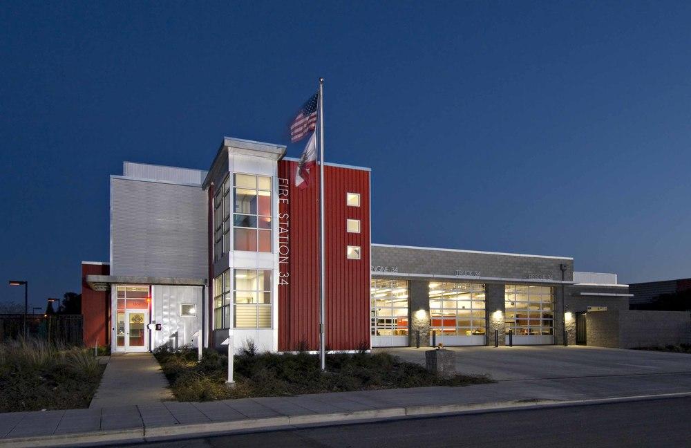 San Jose Fire Station #34
