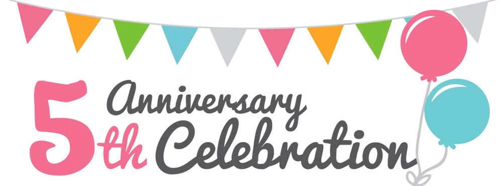 Celebrating 5th Anniversary with us! — Just Smiles Dental