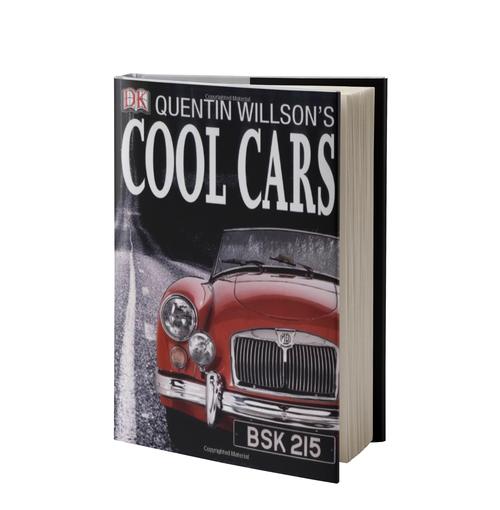 Books Quentin Willson - Cool cars quentin