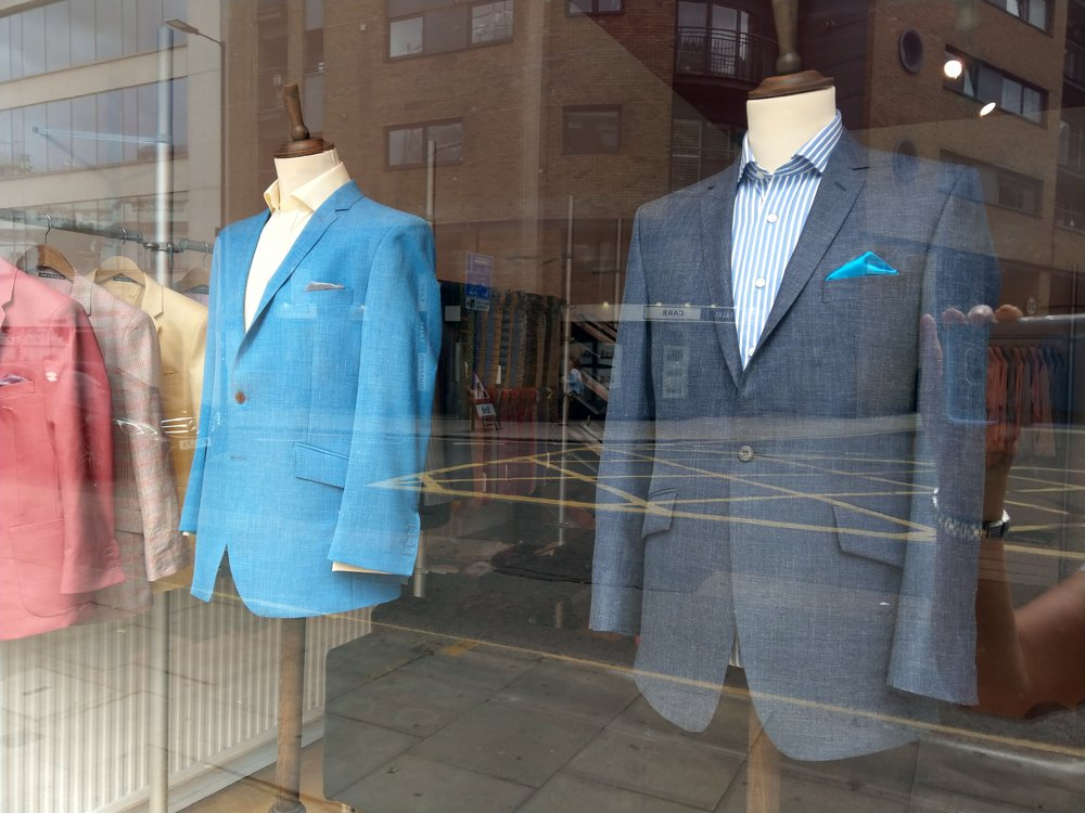 Turquoise and Navy Dormeuil jacket July 18 1.jpg