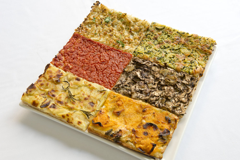 Assortment of Flatbread