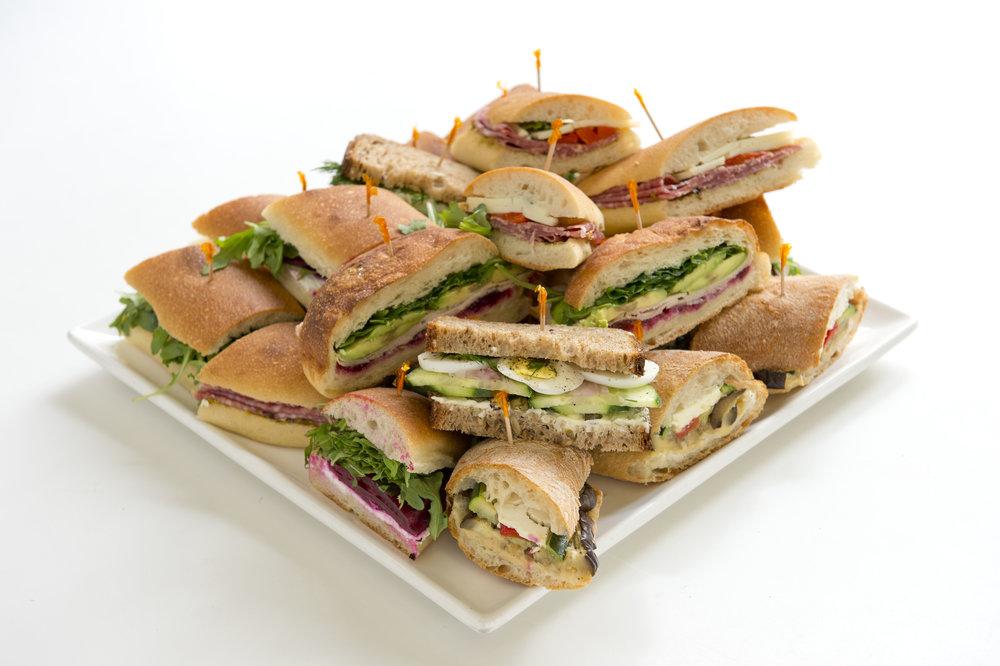 Grandaisy Bakery panini tray