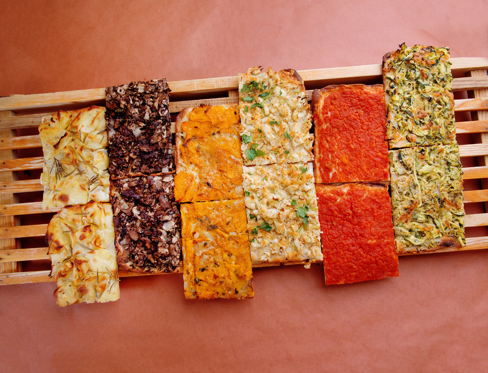 Fresh Flatbread and Panini - Unique flavors and simple ingredients! Place a catering order today.
