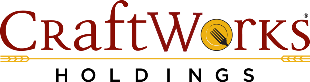 Craftworks Restaurants & Breweries logo