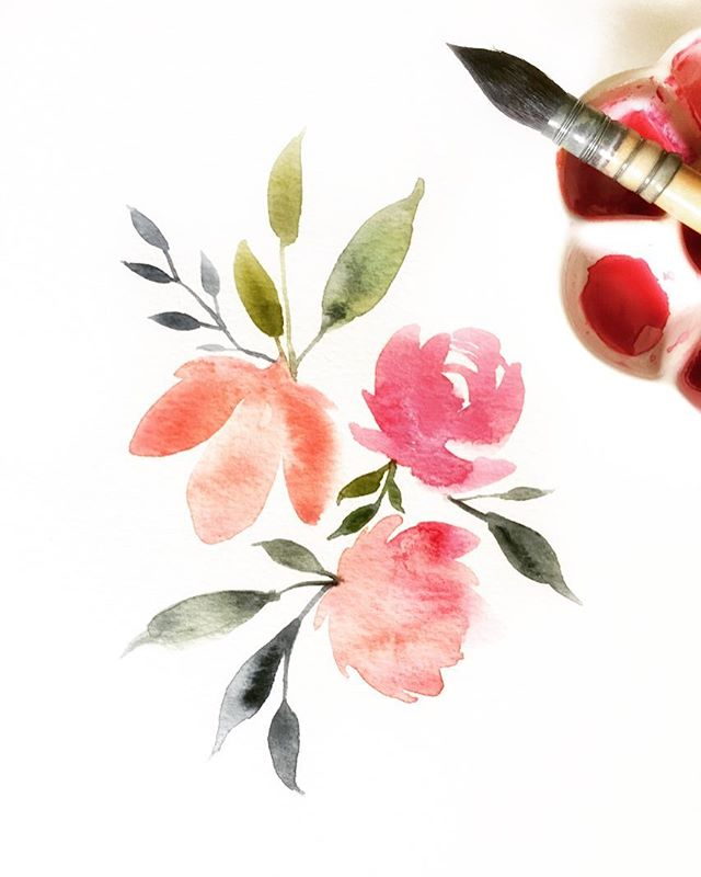 Floral doodles on this relaxing Monday🌺 #art #watercolor #watercolorpainting #watercolor_art #painting #floralwatercolor #watercolorflowers #watercolorflorals #explorepage #etsyshop #etsyseller #etsysellersofinstagram #artoftheday #artcollective #artistsoninstagram #art_spotlight #paintings #painting #watercolour #watercolorillustrations #watercoloring