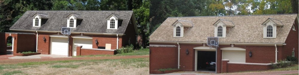 10 35th St. Garage Front Before & After resized.jpg