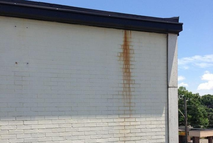 Commercial Rust Removal