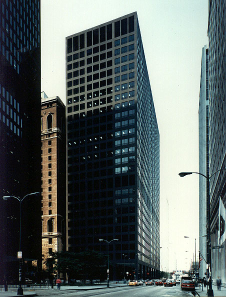 Metcalfe Federal Building  Chicago, Illinois $153 million 800,000 square feet