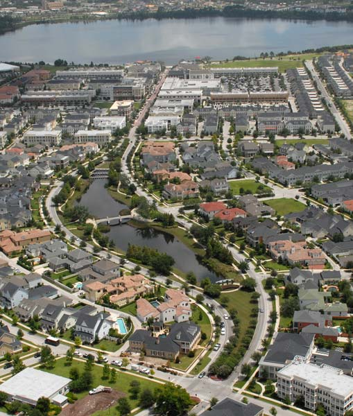 Orlando Naval Training CenterRedevelopment  Orlando, Florida $5 billion 1,093-acre redevelopment