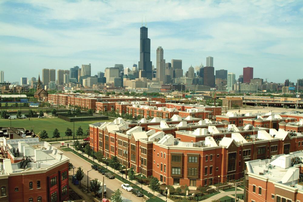 University Village  Chicago, Illinois $850 million 900+ Dwelling Units