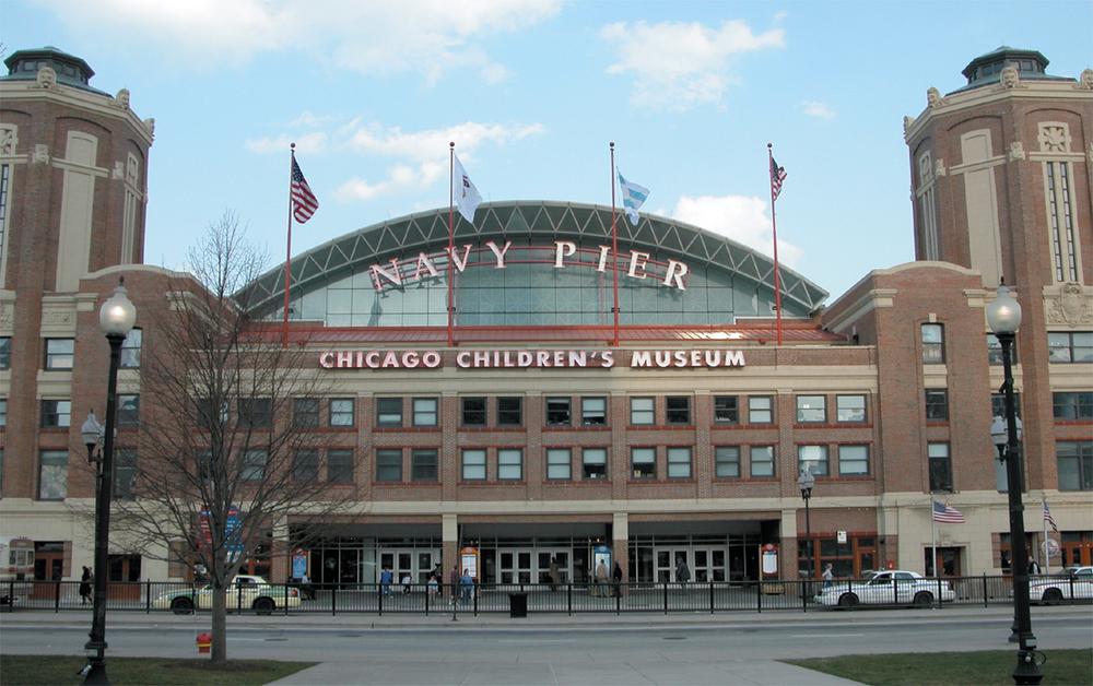 Children's Museum  Chicago, Illinois $14 million 50,000 square feet