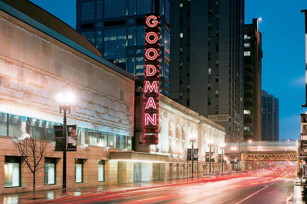 The Goodman Theatre  Chicago, Illinois $60 million 110,000 square feet