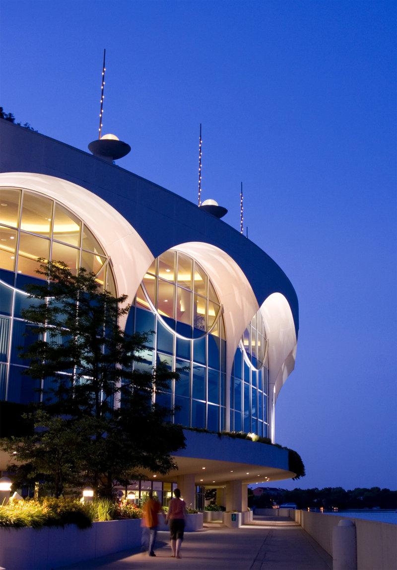Monona Terrace  Madison, Wisconsin $67 million 250,000 square feet
