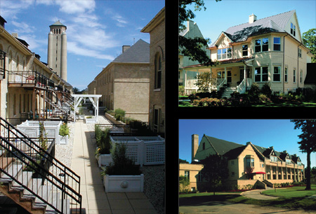 The Town of Fort Sheridan  North Suburban Chicago, Illinois $640 million 135- acre historic redevelopment