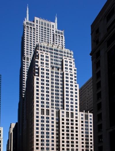 USG Building  Chicago, Illinois $395 million 920,000 square feet