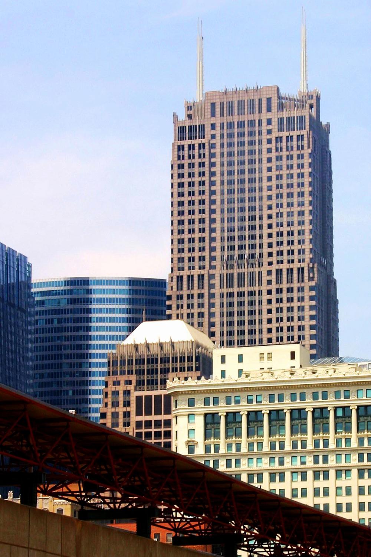 AT&T Corporate Center  Chicago, Illinois $322million 1.6million square feet