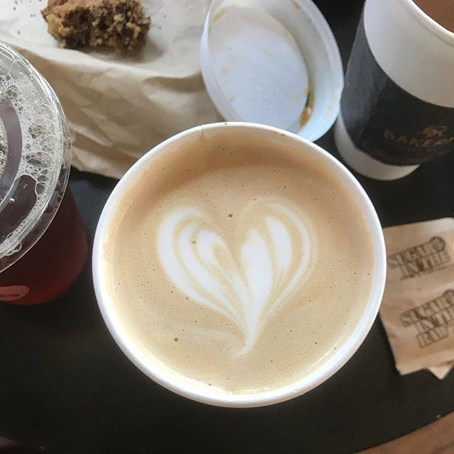 Morning Love at @frothymonkey ☕️ www.fieldrations1945.com