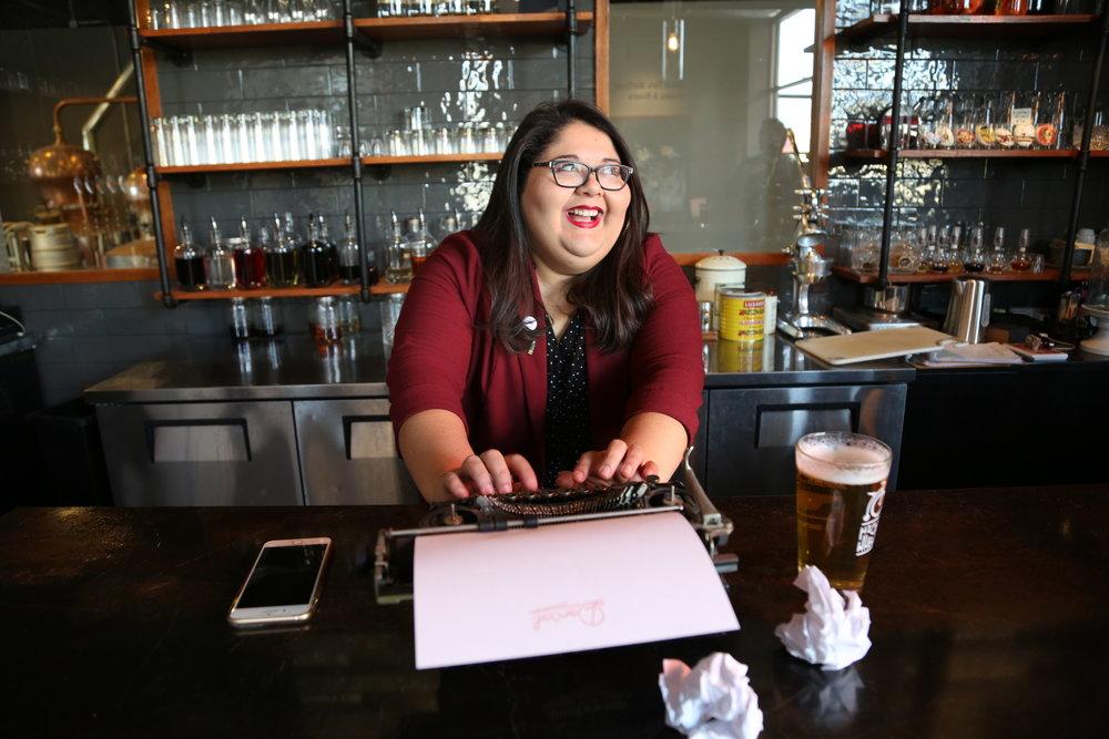 Jessica Elizarraras, Dorcol Distilling + Brewing Company