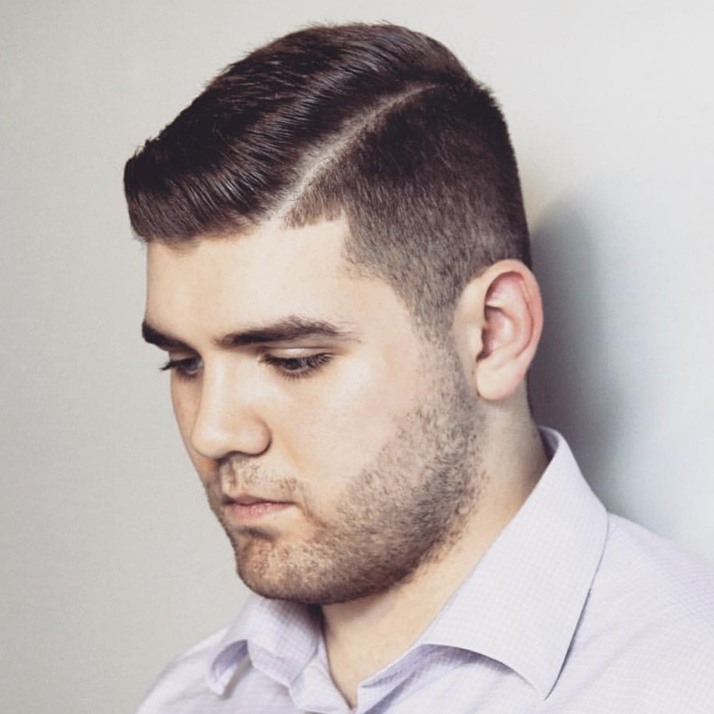 Gents Quickie - $17. A classic clipper or scissor cut with a hot towel and neck shave