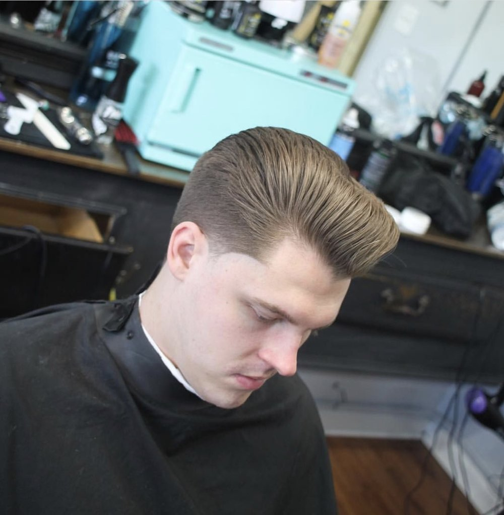 Gents Standard - $20. A detailed, precision cut with styling, neck shave and hot towel.