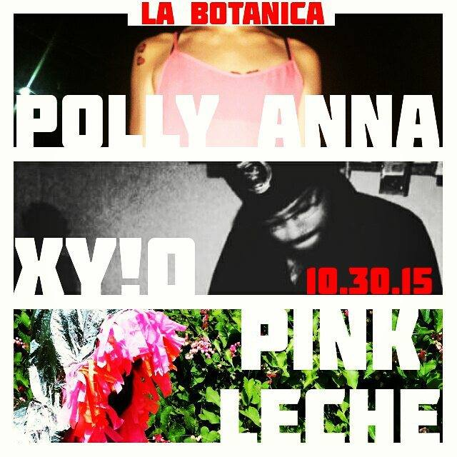 Everyone's favorite queer bass performer Pink Leche, the lovely Polly Anna and Sam Shebin, aka XY!O will definitely have you moving if your costume looks better when you're grooving. Festivities start at 10 p.m. and it's $3 to get through the door.