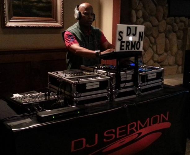 DJ Sermon
