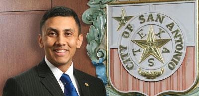Cris Medina, District 7 Councilman