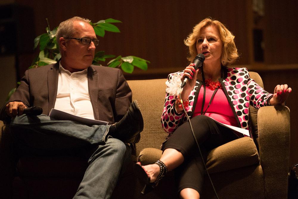 Ron Ellis and Renee Davis speak about impactful programming | by 9001 Studios