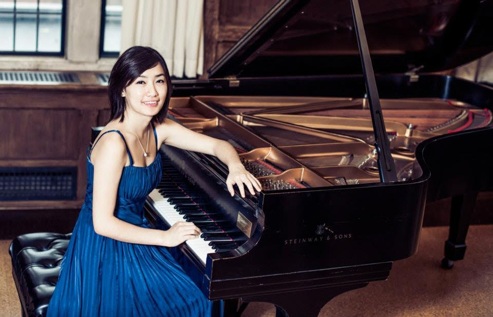 2012 Gold Medalist Lo-An Lin will be performing a recital as part of the opening ceremonies.