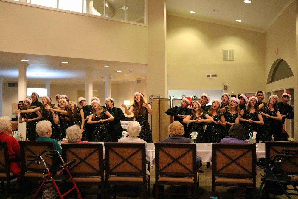 Reagan High School Choir