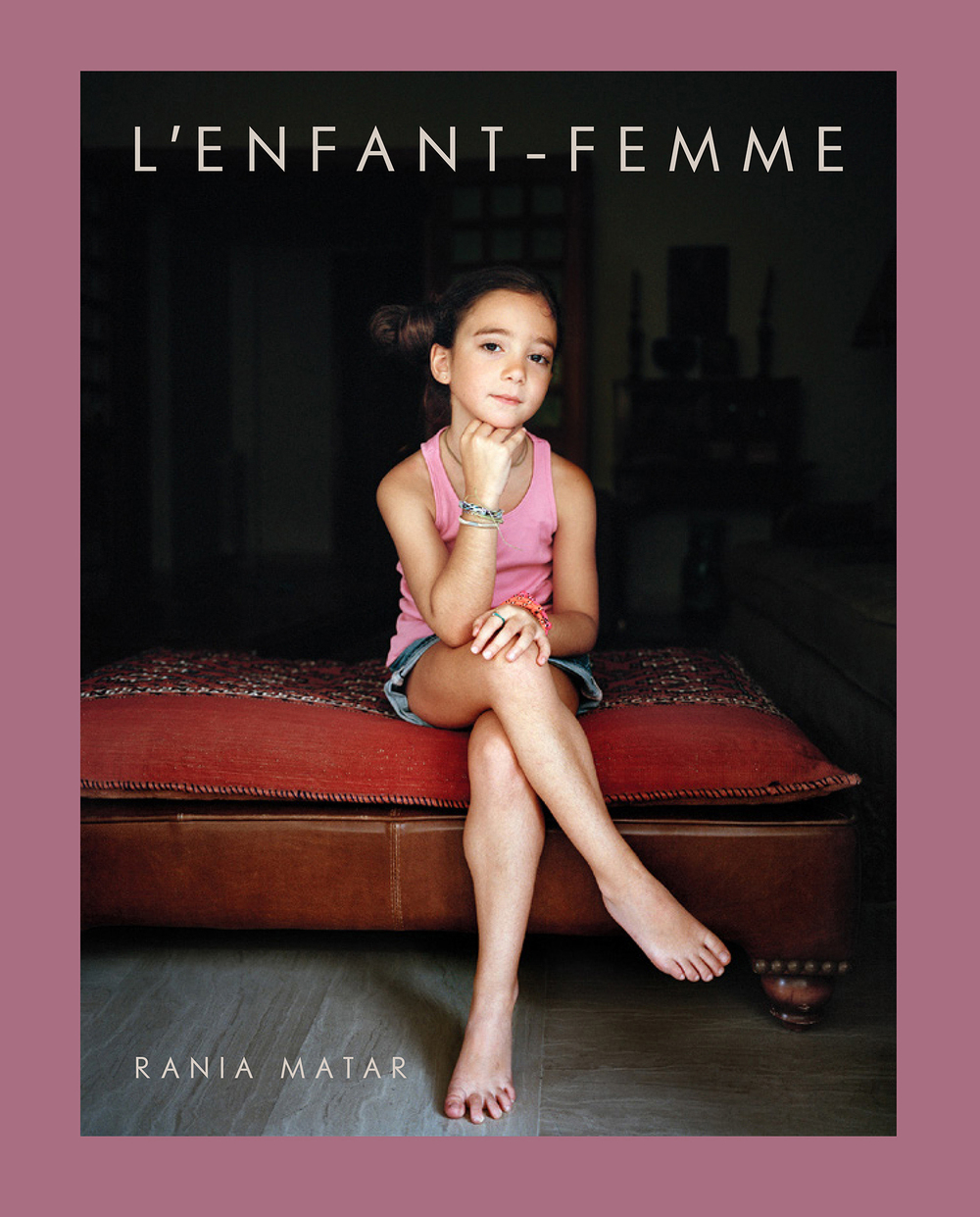 ISBN: 9788862084505 94 Photos 152 Pages Cloth Hard Bound Publisher: Damiani Editore Launch: Paris Photo, November 2015 Market release: March 2016